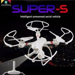 Wholesale Cheap Electric Rc Helicopters - Helicopter Useful Model king Cheap Hight Quality Durable Noise Proof Rc Drones With Light Camera Professional