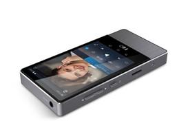 Base maestra online-Al por mayor- Fiio X7 DAC ES9018S basado en Android Reproductor de música portátil inteligente Mastering Calidad Lossess Reproducción + Fiio AM2