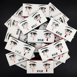 Wholesale Make Naked - NEW kylie False Eyelashes 20 model Eyelash Extensions handmade Fake Lashes Voluminous Fake Eyelashes For Eye Lashes Makeup naked tarte lorac