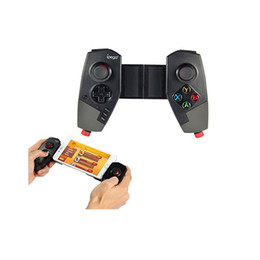 Wholesale Gamepad For Pc Wireless - IPEGA PG-9055 Adjustable Wireless Bluetooth Game Pad Controller Gamepad Bluetooth 3.0 Joystick Multimedia for Cellphone Tablet PC