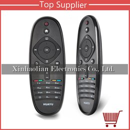Wholesale Universal Control Philips - Wholesale- Repalcement tv remote controller universal remote control RM-L1030 for philips LCD LED HD 3D TVs smart