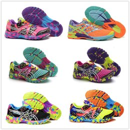 Wholesale Shoes Noosa Tri - 2017 Gel Gel-Noosa TRI 9 8 Men Running Shoes High Quality Cheap Training New Hot Sale Walking Sport Shoes Size 40-45