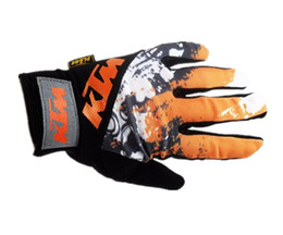Wholesale Summers Motorcycle Gloves - 2017 KTM New Summer Soft Breathable Motorcycle full finger Gloves Comfortable Motorbike Motocross Motos Glove Unis