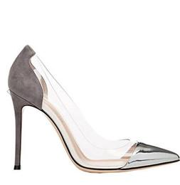 Wholesale Party Shose - 2017 New Fashion Show Design Women Lace High Heels shoes pumps Hot VBrand Female High Quality shose Oringinal Quality drop shipping