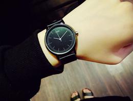 Wholesale Ladies Stylish Watches - hot New Fashion Man Women Luxury Lover Lady Casual Clock Male Female Stylish Business Military Wrist Quartz Sport Watch Gift