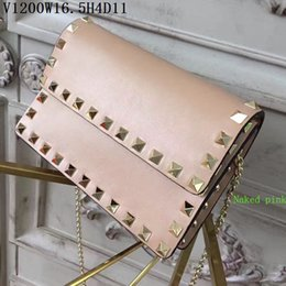 Wholesale Mini Lock Box - Original quality women all leather crossbody 16.5cm Mini multi functional shoulder bags with box free ship by DHL