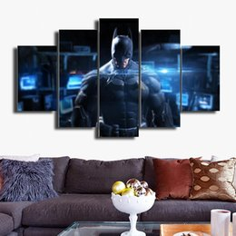 Wholesale Cheap Large Canvas Art - 5 Panel HD pictures Painting Canvas Wall Art Picture Home Decoration Living Room Canvas Print Modern Painting--Large Canvas Art Cheap-029