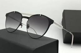 5c6180fb40a Cool men MOTION 1 black dark grey Sunglasses Fashion Eyewear Brand  Sunglasses 2017 New with box dark round sunglasses on sale