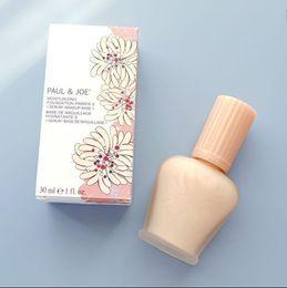 Wholesale Refresh Liquid - DHL free Brand enamel paul&joe pj refreshing Faced foundation liquid Luminous Primer 30ml