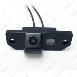Wholesale Reverse Camera Ford - FEELDO Car Rear View Camera Reversing Camera For Ford Mondeo Focus (hatchback) Fiesta Smax 08-11 #5069
