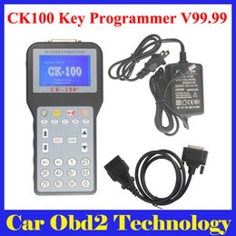 Wholesale Sbb Update - 2017 Newest V99.99 CK-100 CK100 Auto Key Programmer No Tokens Limited CK100 Key Programmer SBB Update Version CK 100 by DHL Free Shipping