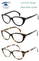 Wholesale Optical Glasses Womens - Wholesale- SKY&SEA OPTICAL Women Spectacles Glasses Frame Womens Cat Eye Designer oculos feminino Eye Glasses Frames for Women