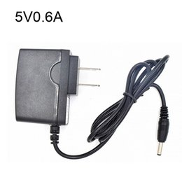 Wholesale Driver 1a - Lighting Transformers DC5V LED Power Adapter AC110V-220V Imput Output DC5V led driver switch 0.6A 1A 2A 3A plastic hosing with US Plug