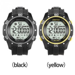 Wholesale Cheapest Fitness Wrist Watches - Cheapest XWatch Outdoor Sport Smart Watch Waterproof Dust-proof Night Visible Pedometer APP Sleep Monitor For android IOS + retail box 50pcs