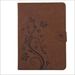 Wholesale Decorative Leather Case - Decorative pattern Holster smart stand cover protective casing for ipad mini 2 3 4 air1 2