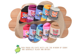 Wholesale Cotton Stocks - 2017 Kids socks new baby boy girl Summer socks children cotton stocks good quality Cotton Soft Socks Baby Candy Color
