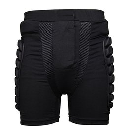 Wholesale Wholesale Ski Snowboard Pants - Wholesale- Winter Sports Skiing Shorts Protective Hip Bottom Padded Amour for Ski Snow Skate Snowboard Pants Protection
