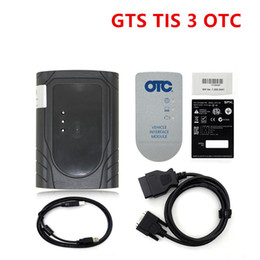 Wholesale Auto Diagnostic Scan - Newest GTS TIS 3 OTC scanner For Toyota IT2 Latest V11.00.017 For Toyota IT3 GTS OTC Scan tools Auto Diagnostic Tool