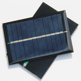 Wholesale Mp3 Drop Shipping - Wholesale!20pcs lot Solar Panels 6V 100mA 0.6W Mini Solar Cell 90x60MM For Small Power Appliances DIY Panel Drop Shipping Free Shipping