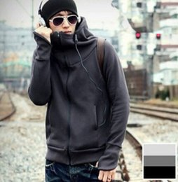 Wholesale Glove Fashion Trend - Wholesale- Free shipping special hot Korean fashion trend of men's Sweater Jacket Mens male gloves