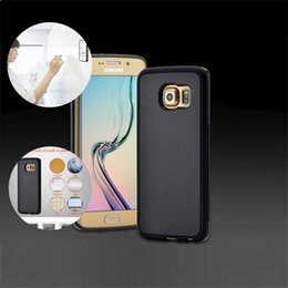 Wholesale Kinds Cell Phones - Convenient Anti-gravity cell phone accessories for iphone Samsung Magic back cover fixed all kinds of plane