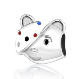 Wholesale Uk Coins - Fit Pandora Bracelet Children In Need Charm 2016 Preview 925 Sterling Silver Beads Exclusively For The UK Like Cat Bear Animal