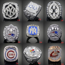 Wholesale Wholesale Sports Souvenir Gifts - Free Shipping high quality 2017 Wholesale 2016 Chicago Cubs World Series Championship Ring Baseball souvenir Sport Fan Men Gift wholesale