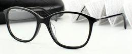 Wholesale Cat Eye Eyeglasses Glasses Frames - Brand Glasses- fashion designer eyeglasses orginal case quality Cat eye glasses frame myopia women 3219 eyewear size 54-16-135 optical frame