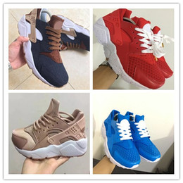 Wholesale Eur Size 46 - 2017 New Arrive Huarache Ultra Running Shoes Ultra Breathe Shoes Men And Women Fashion Huaraches Athletic Sport Sneakers Eur Size 36-46
