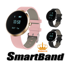 Wholesale Uses Alcohol - S10 Blood Pressure Tracker Wristwatch for Android IOS 8.0 above with Heart Rate Alcohol Allergy Phone Call Tracker Smart Watch Bracelet