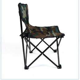 Wholesale Folding Chairs Tables - Portable Outdoor Camping Picnic Fishing Folding Foldable Table and Chair Set Camouflage Fishing Chair 1table and 4 chairs 2527018