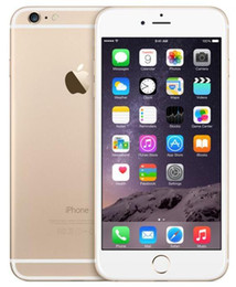 Wholesale Cell Ios - Refurbished Original Apple iPhone 6 4.7 Inch 16GB 64GB IOS 8.0 Without FingerPrint Unlocked Cell Phone