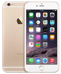 nota 1 gb ram 16 gb rom Rebajas Apple iPhone 6 original restaurado 4,7 pulgadas 16 GB / 64 GB IOS 8.0 sin teléfono celular desbloqueado con FingerPrint