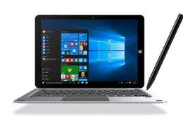 Wholesale Mini Touch Screen Hdmi - CHUWI Hi12 Dual OS Tablet PC 12.2 inch Intel Z8350 4GB RAM 64GB ROM 11000mAh Retina Screen IPS 2160*1440 HDMI OTG Mini Laptop