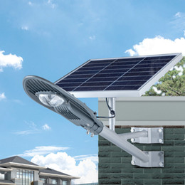 Wholesale Nickel Lithium - All in One Solar led Street Light Outdoor IP65 Integrated with Lithium Battery and 30W Solar Panel