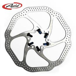 Wholesale Disc Brake Avid Hs1 - HS1 Disc Brake Disc AVID BB5 BB7 Elixir Brakes Rotor 160mm 2 pcs Bicycle Bicycle Disc Brake Rotors