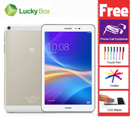 Canada Vente en gros- Huawei Honor MediaPad T1-823L / T1-821W 4G LTE Tablet pc 8.0