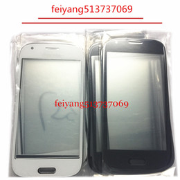 Wholesale Galaxy Ace Touch - lcd Front Outer Lens Glass Screen Penal For Samsung Galaxy Ace 4 G357 G357FZ