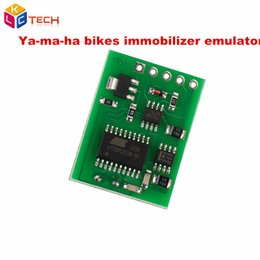 Wholesale Emulator Bike - Wholesale- 5pcs lot High Quality immobilizer emulator For Yamaha bikes, Motorcycles, scooters 2006-2009