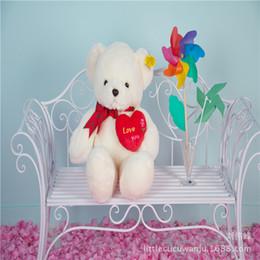 Wholesale Taidi Bear - Quality Goods Little Cucu Tie Smile Silk Scarf Xiong Taidi Xiong Maorong Toys Bear Doll Doll