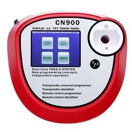 Wholesale Transponder Chip Machine - Newly Super CN900 CN-900 Auto Key Programmer Lastest Version Auto Chip Key Copy Machine Transponder OEM CN 900 Key Pro Maker