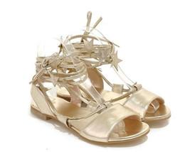 Mode Été Casual Loisirs Sandales Sexy Gladiateur Mignon Confortable Étoile Sandale Plat, or / argent 2 Couleur ? partir de fabricateur