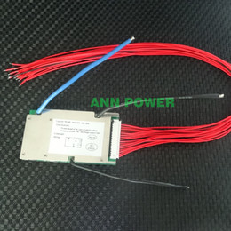 Wholesale Lifepo4 Balance - battery 48 30A LiFePO4 battery 3.2 cell 16S 48V 51.2V 30A BMS with balance function Different charge and discharge port