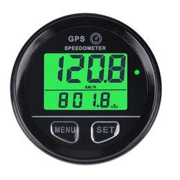 Wholesale Digital Speedometer For Atv - Waterproof Digital GPS Speed Meter Backlight SM001 Speed Counter For ATV UTV Motorcycle Automobile motor vehicle