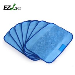 Wholesale Plastic Tool House - Hot Sale Blue Color Quick Water Obsorbing Mop Clothing Cloth Floor Cleaning Cloth House Cleaning Cloth Tools Cleaner GB0096