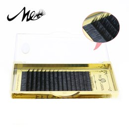 Wholesale Human Hair Extensions Brand - Brand 3D Mink Cross Thick False Eye Lashes Extension Makeup Super Natural Long Fake Eyelashes New