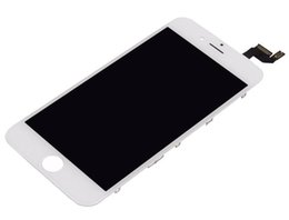 Wholesale Touch Spare - DHL Free Shipping Grade AAA iPhone 6S Plus LCD Display Panel Touch Screen Digitizer Assembly with Frame Spare Parts for Apple iPhone 6S+