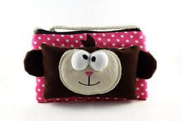 Wholesale Leopard Retail Bag - Retail Lovely Mini Women's Vintage Flower Coin Purse Money Bag Wallet Clutch Handbag Key Holder Hasp Small Gifts Wallet carteira feminina