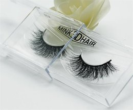 Canada 50pair 3D Mink Full Strip Faux Cils à la main Longs Cils Individuels Mink Lashes Extension 3D-A11 X013 supplier strip eyelash extension Offre