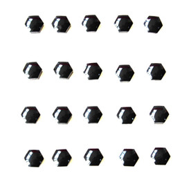 Wholesale Volkswagen Vw Tools - 20pcs New Wheel Lug Nut Center Cover Caps 321601173A+ Removal Tool 8D0012244A for VW Golf Passat JETTA Audi A1 A3 A4 321601173A